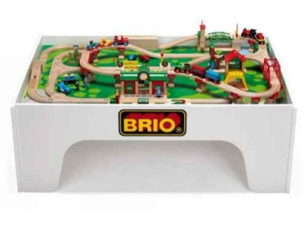table for brio train set joke  sc 1 th 194 & Brio Train Table. Brio Tafel. Brio Box. Brio Train Table. 100 Brio ...