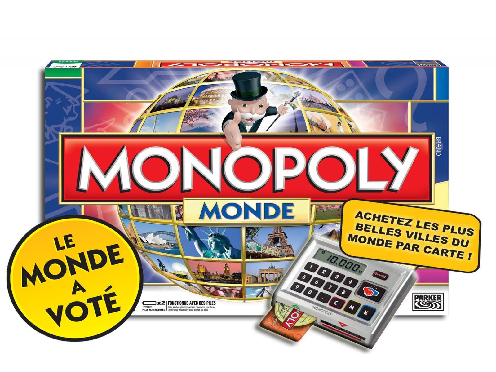 Télécharger monopoly monde gratuit
