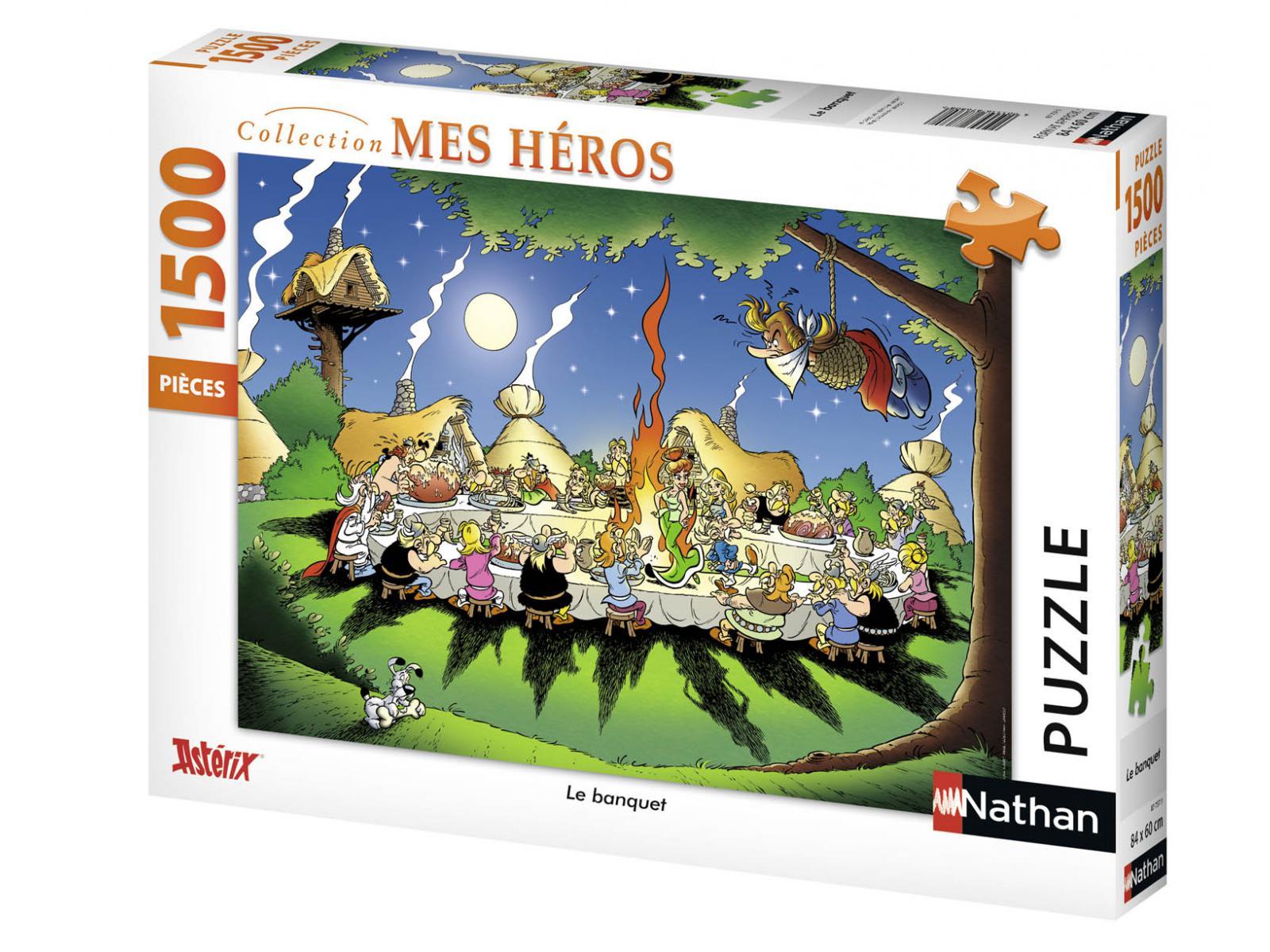 Le banquet (taverne) Nathan-puzzles-87737-puzzles-1500-pieces-le-banquet-asterix-puzzle-animaux