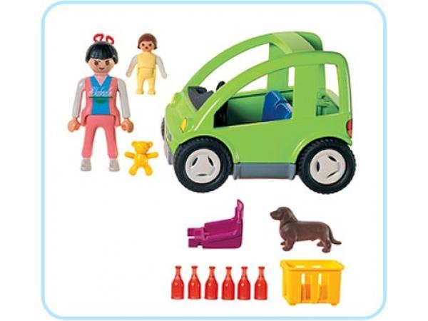 Playmobil - 3069 - voiture de ville