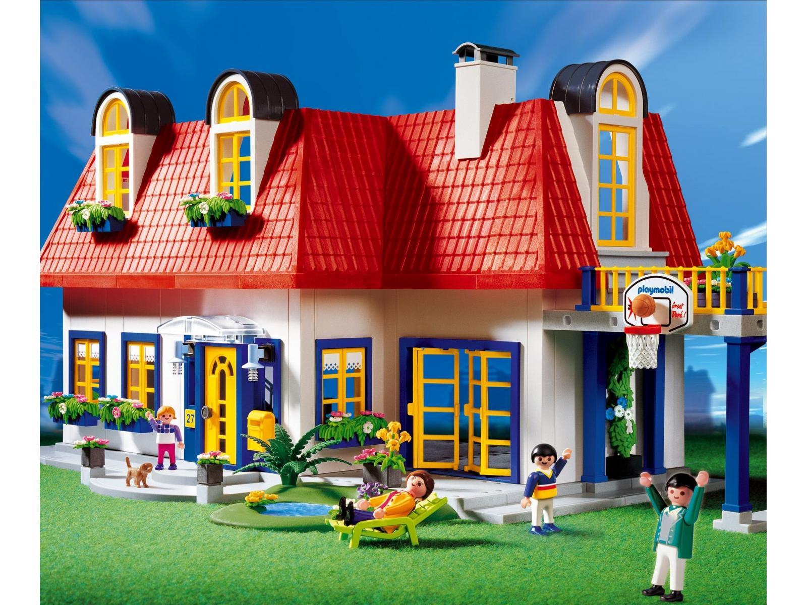 Playmobil Moderne Villa 4279 Jongose Ninja