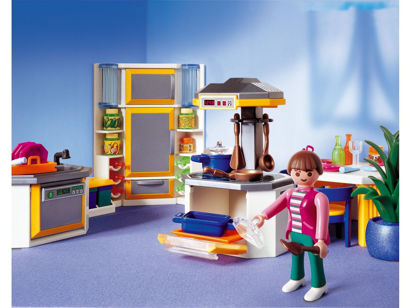 Salon Villa Moderne Play Mobil : Villa Moderne Playmobil Pictures to ...
