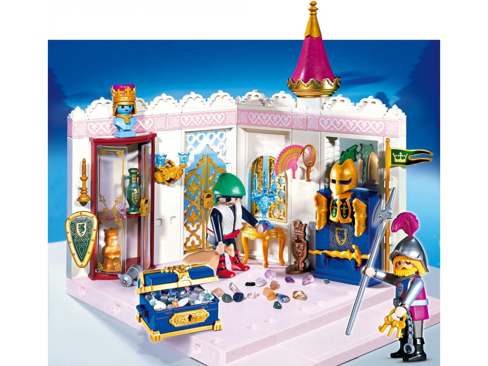 Chambre Princesse Playmobil : princesse playmobil château playmobil ...
