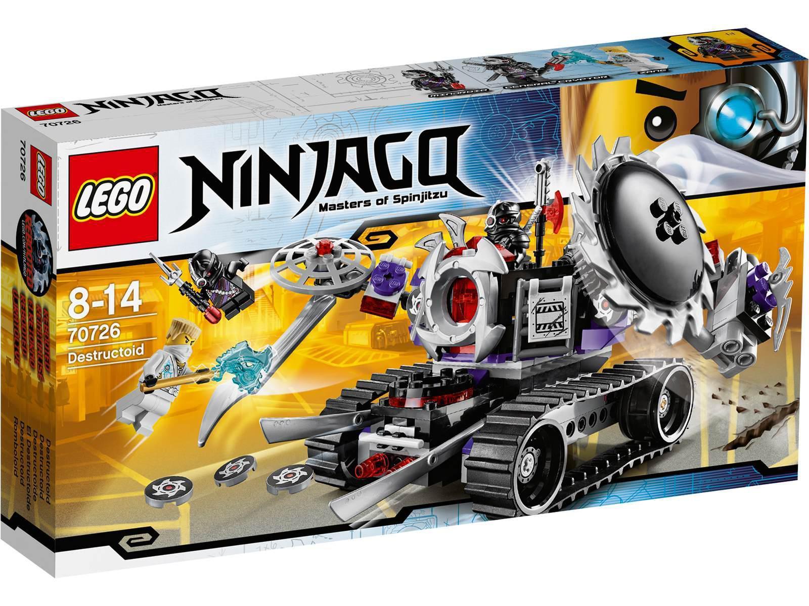 70726-Destructoïde de LEGO