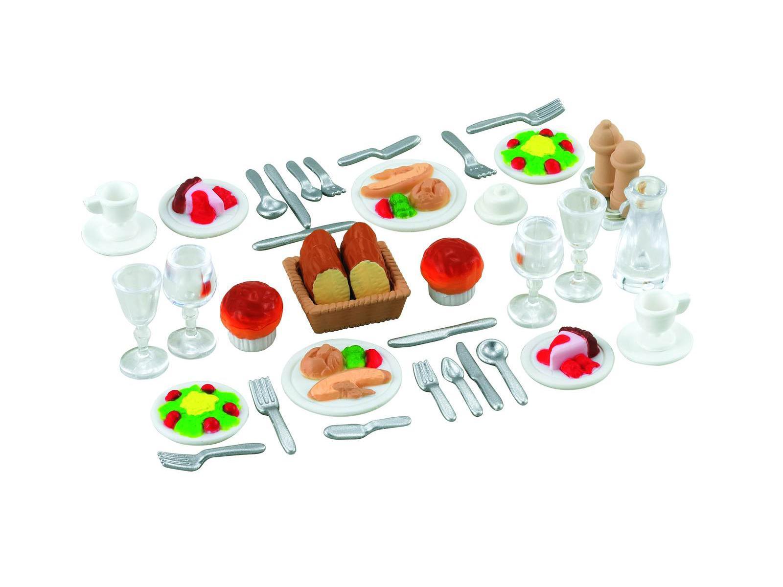 Set de diner pour deux Sylvanian de Sylvanian