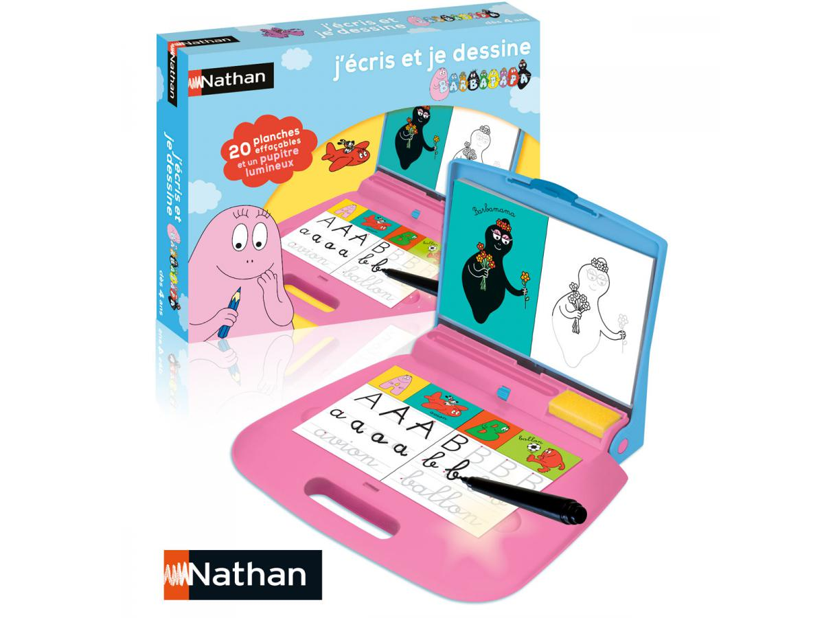 apprendre a dessiner nathan