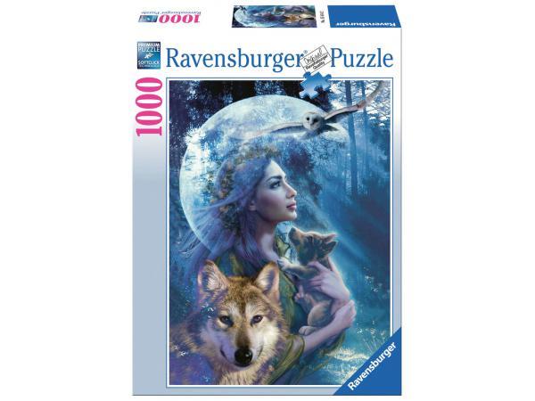 Et voilà, j'ai trouvé... - Page 3 Ravensburger-15414-puzzle-1000-pieces-entre-femme-et-loup