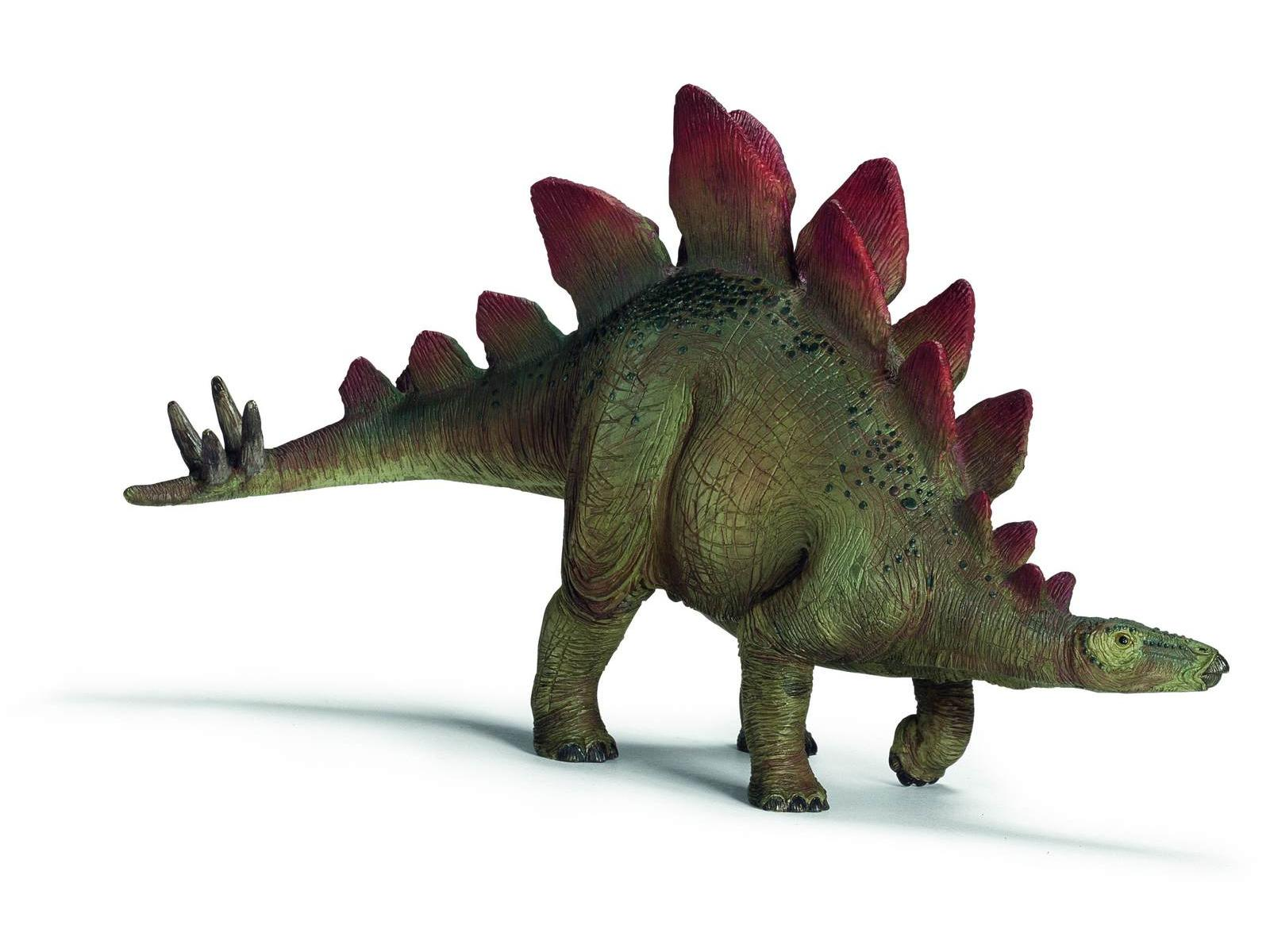 le Stégosaure (Dinosaure)
