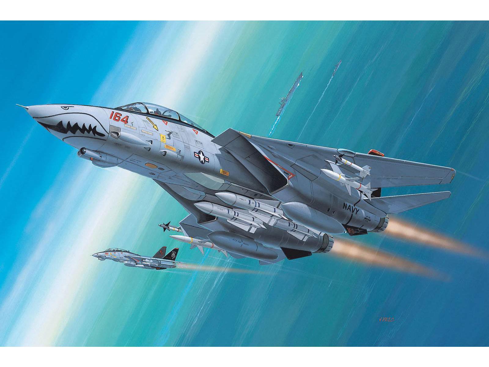 Kit Avions-F-14D Super Tomcat de Revell