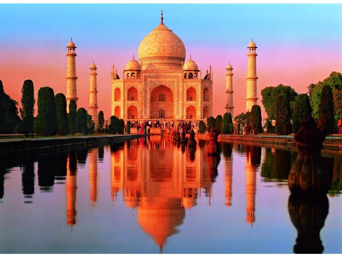 SCHMIDT - 57262 - Puzzle 2000 pièces Le Taj Mahal