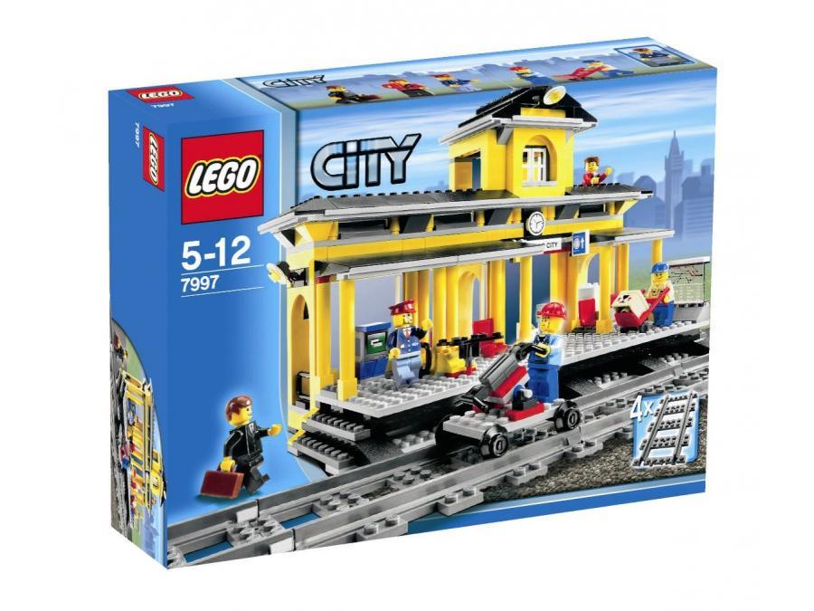 du produit lego 7997 ce produit appartient a la collection lego city ...