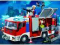 playmobil - 4821 - Fourgon d'intervention de pompier (92752)