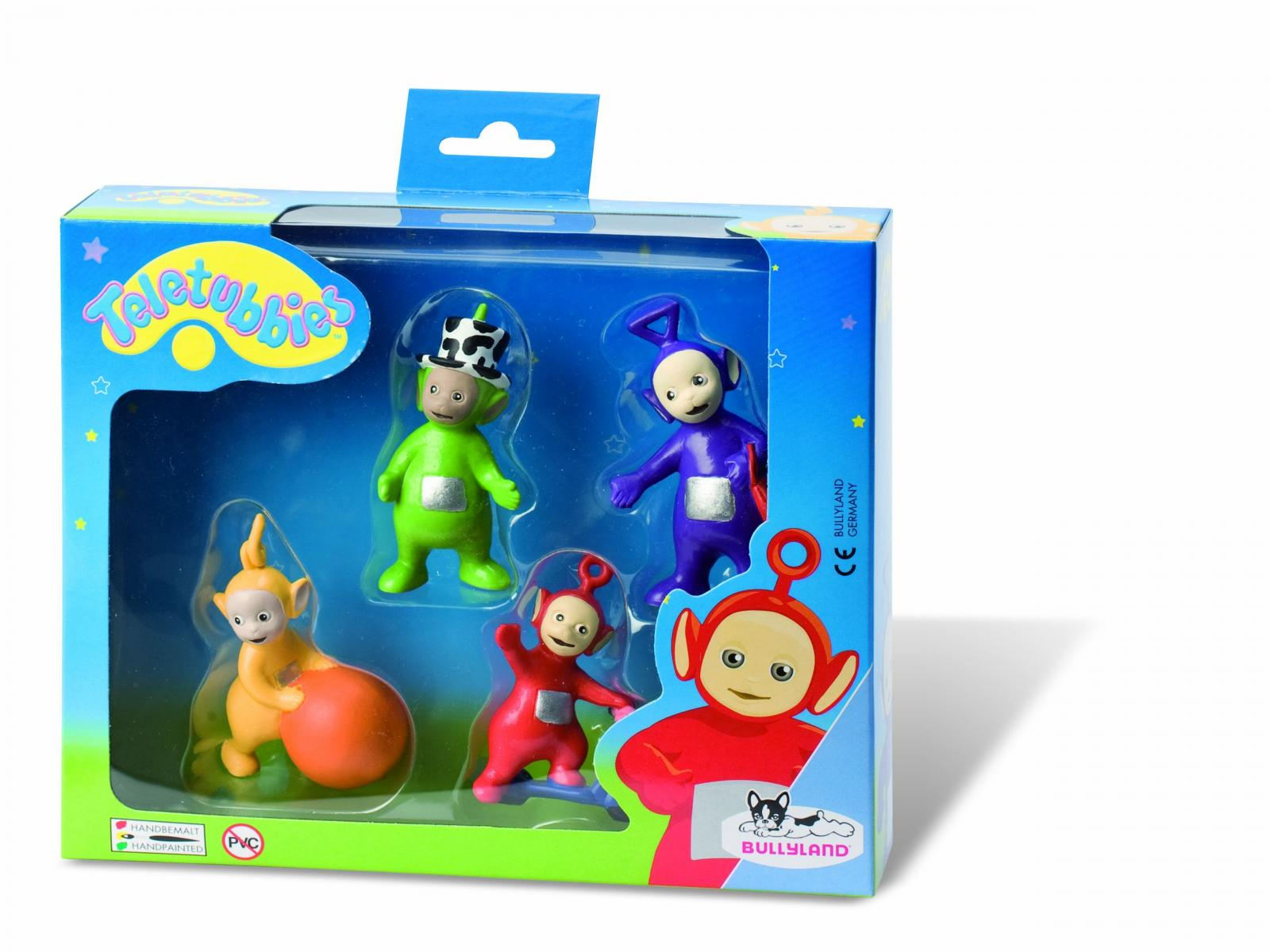 teletubbies figurines